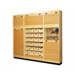 Roller shutter cabinet LX-21